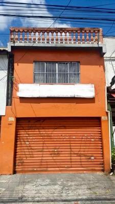 Sobrado Comercial C. Edicula Para Locação No Butantã - So0989