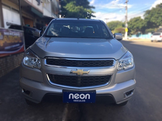 Chevrolet S10 2.5 Lt Cab. Dupla 4x4 Flex Manual 2015