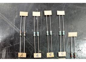 Resistores Metal Film Para O Riaat-01