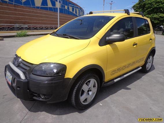 Volkswagen Crossfox Sincrónico