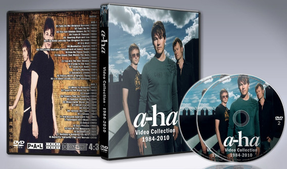Dvd A-ha - Video Collection (1984-2010)