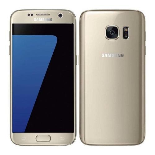Imagen 1 de 1 de Samsung Galaxy S7 Flat 32 Gb Nuevo Acces Orig Garantía Meses