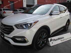 Hyundai Santa Fe 2017 Sport 2.0 Turbo Quemacocos $409,000