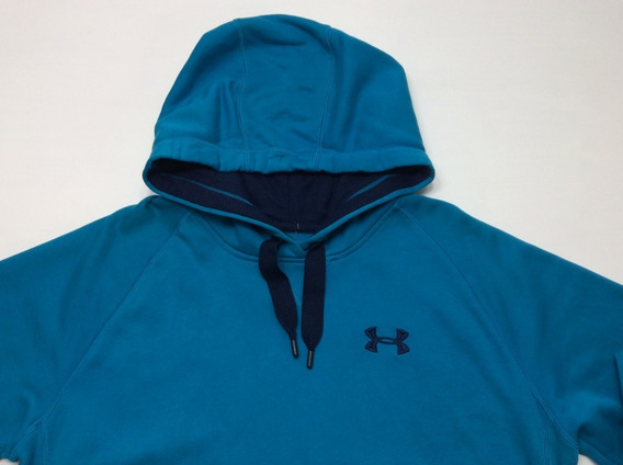 Buzo Under Armour Hoodie Deportivo Algodón Usa Talle Xl
