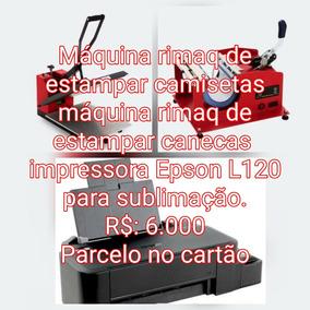 Maquinas Rimaq E Impressora Epson