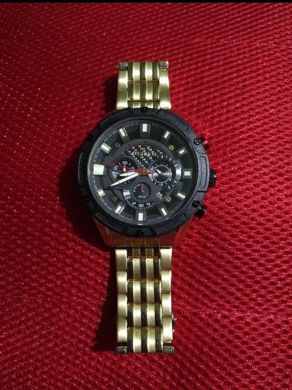 Relógio Technos Js25ce Dourado