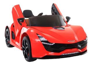 Carro Eléctrico Niño Control Remoto Ferrari Prinsel Em7587