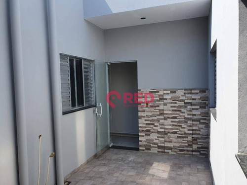 Casa Com 2 Dormitórios À Venda, 53 M² Por R$ 165.000,00 - Jardim Santa Marta - Sorocaba/sp - Ca0483