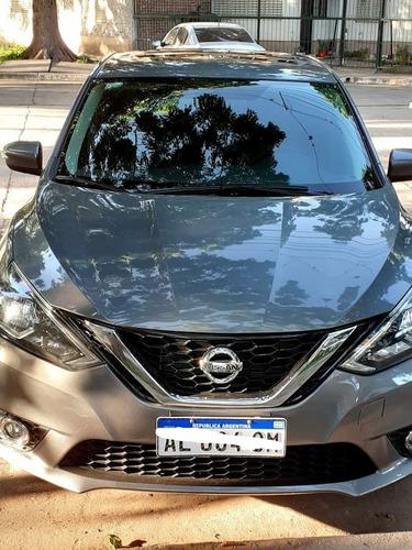 Nissan Sentra Sr Cvt L2020 Financio