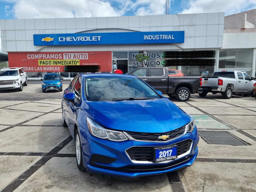 Imagen 1 de 13 de Chevrolet Cruze 2017 1.4 Ls At