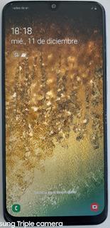 Celular Samsung Galaxi A30 3 Meses De Uso C/templado Y Funda