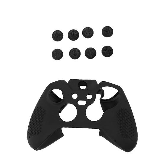 Silicone Pele Protetor Caso Cobertura Para Xbox Um Elite Jog