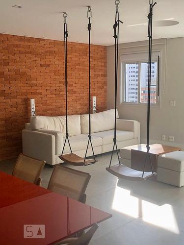 Apartamento À Venda - Itaim Bibi, 1 Quarto,  95 - S893133869