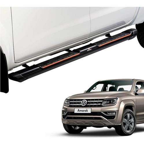 Pisaderas Negras Keko My Road Volkswagen Amarok 2010-2020