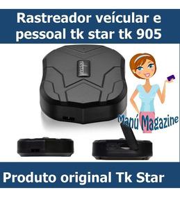 Rastreador Localizador Gps Tracker Veicular Tk Star Tk 905