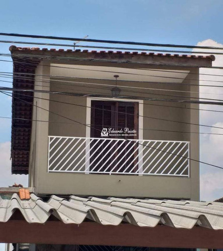 Imagem 1 de 23 de Sobrado Com 3 Dormitórios À Venda, 120 M² Por R$ 680.000,00 - Vila Das Palmeiras - Guarulhos/sp - So0560