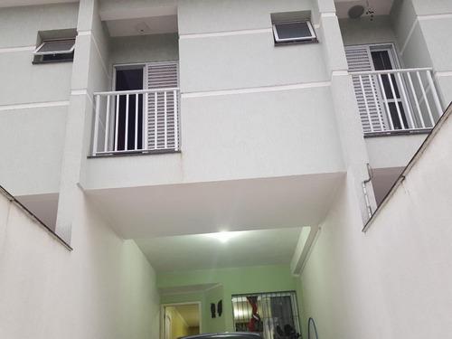 Imagem 1 de 30 de Sobrado Com 3 Dormitorios Com Sacada  À Venda, 137 M² - Cidade Patriarca - São Paulo/sp - So2542