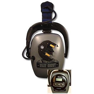 Detectorpro Gray Ghost Xp Auriculares Para Xp Deus Metal Det
