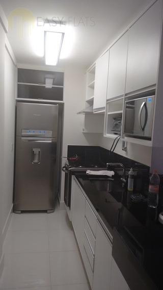 Flat Para Aluguel, 3 Dormitórios, Cerqueira César - São Paulo - 1031