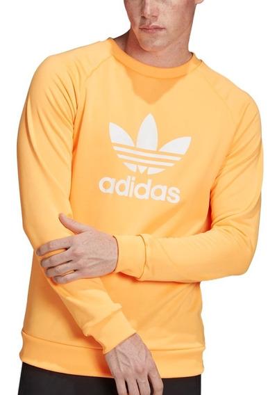 Sudadera Originals Trifolio Warm-up Hombre adidas Ej9679