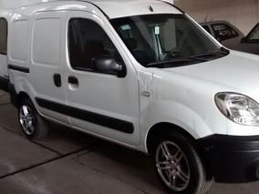 Renault Kangoo Furgon Con 5 Asientos!! Financio Solo Con Dni