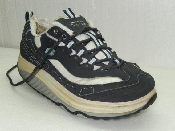 Zapatillas Skechers Shape Up Us7.5- Arg37.5 Usadas All Shoes