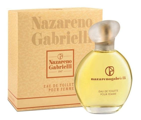 Perfume Nazareno Gabrielli Pour Femme 100 Ml - Selo Adipec