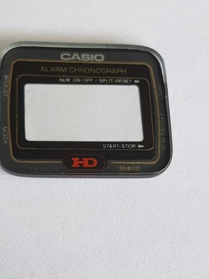 Vidro Casio Hd Série Ouro