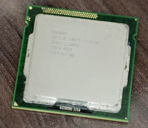 Imagem 1 de 2 de Processador Intel I3 2120 3.3ghz
