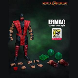 Storm Collectibles Ermac Sdcc 2018 Exclusivemortal Kombat