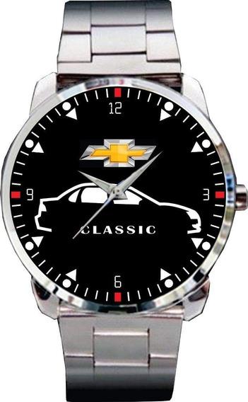 Relógio De Pulso Personalizado Corsa Classic Gm- Cod.gmrp139
