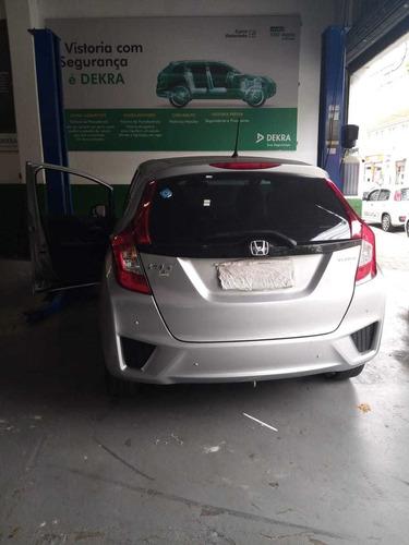 Honda Fit 2015 1.5 Lx Flex Aut. 5p
