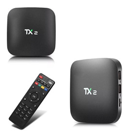 Receptor Tv Box 4k Smart Tv Tx2 16gb 2gb/r Hdmi Wifi Android