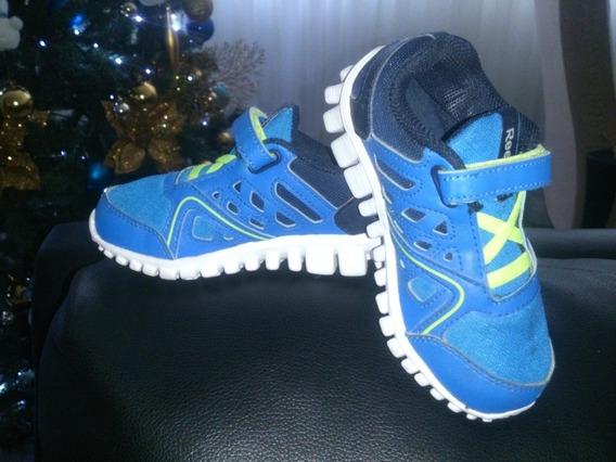Zapatos Reebok Originales De Niño