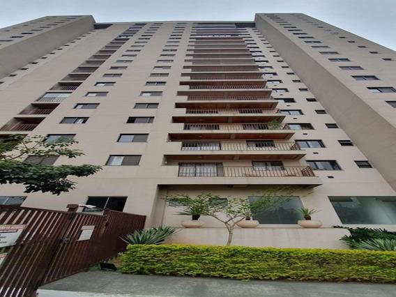 Apartamento A Venda Com 03 Dormitórios E 02 Vagas De Garagem - 11441l