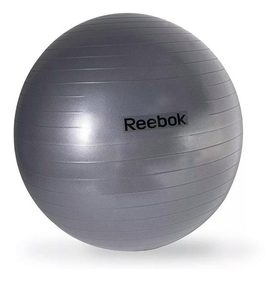 Balon Gimnasia Gymball Pilates Reebok. Incluye Bombin