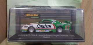 Miniatura Carro Chevrolet Opala Stock Car Ingo Hoffmann (92)