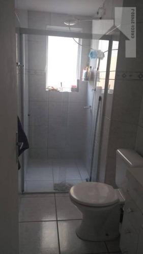 Apartamento Com 2 Dormitórios À Venda, 50 M² Por R$ 200.000 - Jardim Guanabara - Jundiaí/sp - Ap1689