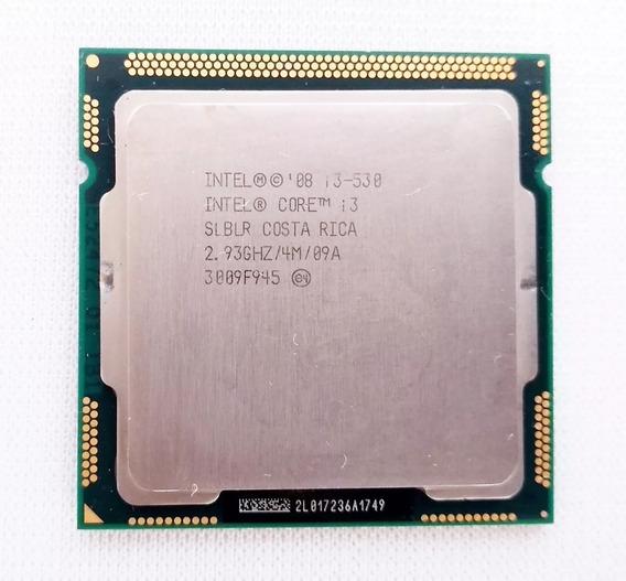 Intel Core I3-530 2.93ghz 4mb Lga 1156