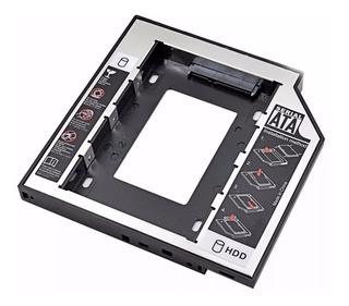 Caddy Adaptador 9.5mm Notebook O Macbook Pro Sata Hdd Ssd