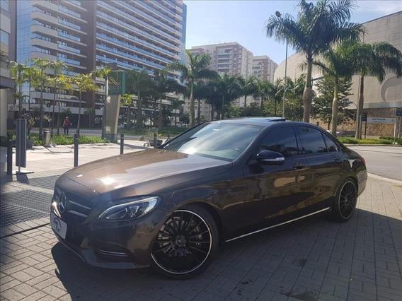 Mercedes-benz C 200 2.0 Cgi Avantgarde 16v Gasolina 4p Autom