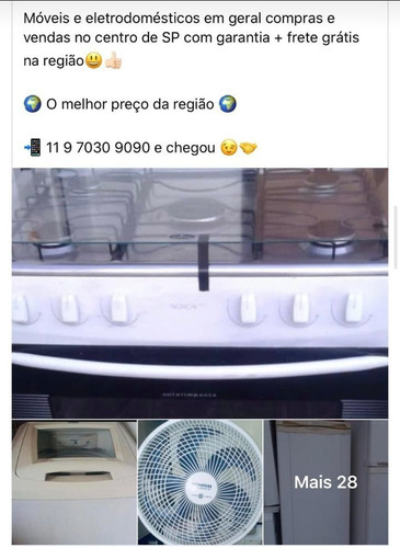 Imagem 1 de 1 de Compras E Vendas De Móveis E Eletrodomésticos Em Sp