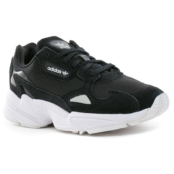 Zapatillas Originals Falcon W Negra adidas