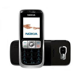 Nokia 2630 - C/ Rádio Fm - Funciona Somente Vivo De Vitrine