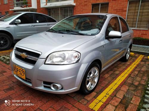 Chevrolet Aveo Emotion 2011 Aa Full Equipo Automático
