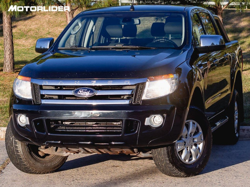 Ford Ranger Xlt 4x2 Doble Cabina  Permuta / Financia