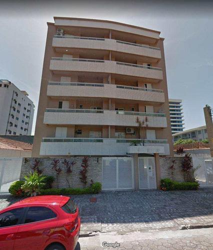 Apartamento Com 1 Dorm, Canto Do Forte, Praia Grande - R$ 197 Mil, Cod: 676 - V676
