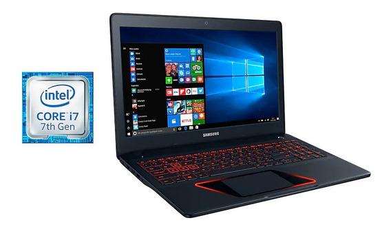 Notebook Odyssey (geforce® Gtx 1050, Core I7)