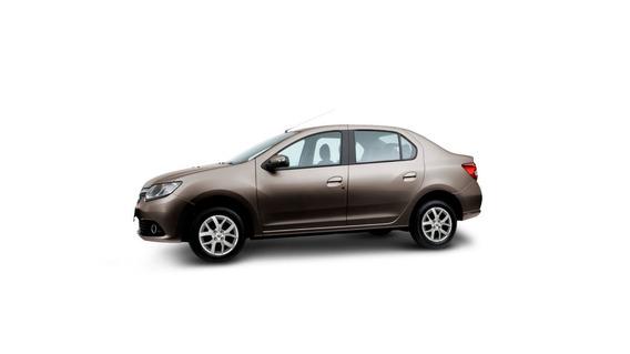 Renault Logan Life 2020 Patentado