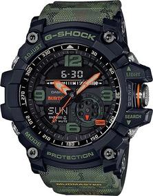 Relógio G-shock Mudmaster Gg-1000btn-1adr Burton Edição Lim